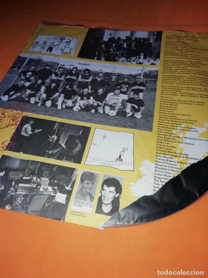 Discos de vinilo: The WaterBoys . Room To Roam . ENSIGN RECORDS 1990 - Foto 5 - 205169222