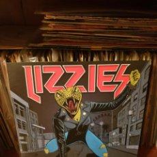 Discos de vinilo: LIZZIES / VIPER / HOLY CUERVO 2015. Lote 205174000