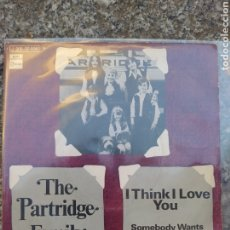 Discos de vinilo: THE PARTRIDGE FAMILY. I THINK LOVE YOU.. Lote 205174891