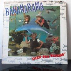 Discos de vinilo: BANANARAMA. DEEP SEA SKIVING. 1983. SPAIN.. Lote 205178605