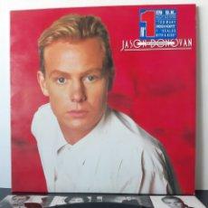 Discos de vinilo: JASON DONOVAN. TEN GOOD REASONS. 1989. SPAIN.. Lote 205179817
