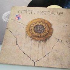 Discos de vinilo: WHITESNAKE – 1987 ..LP DE 1987 - CON LAS LETRAS - EXCELENTE ESTADO - EDICION ORIGINAL ESPAÑOLA. Lote 205179898