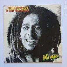 Discos de vinilo: BOB MARLEY & THE WAILERS – KAYA SCANDINAVIA 1978 ISLAND RECORDS. Lote 205179931