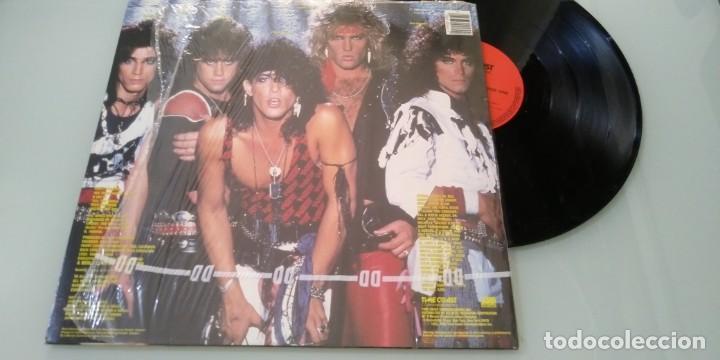 RATT ( RATT ) LOS ANGELES - USA 1983 LP - EDICION GERMANY DE TIME COAST - COMO NUEVO (Música - Discos - LP Vinilo - Heavy - Metal)