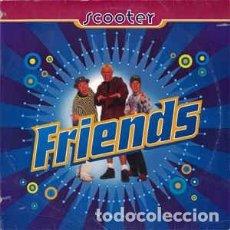 "Discos de vinilo: SCOOTER - FRIENDS (12"") LABEL:CLUB TOOLS, CLUB TOOLS CAT#: 0061230CLU, CLU 6123-0. Lote 205182873"