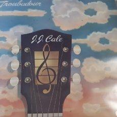 Disques de vinyle: J.J.CALE TROUBADOUR. Lote 205186227