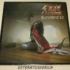 Discos de vinilo: OZZY OSBOURNE - BLIZZARD OF OZZ - JET RECORDS SPAIN 1981. Lote 205195253