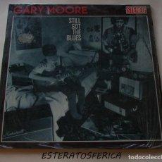 Discos de vinilo: GARY MOORE - STILL GOT THE BLUES- VIRGIN ESPAÑA 1990. Lote 205197226
