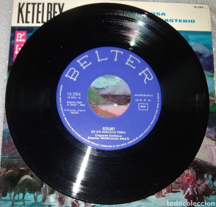 Discos de vinilo: Ketelbey - En un mercado Persa - Foto 2 - 205200418
