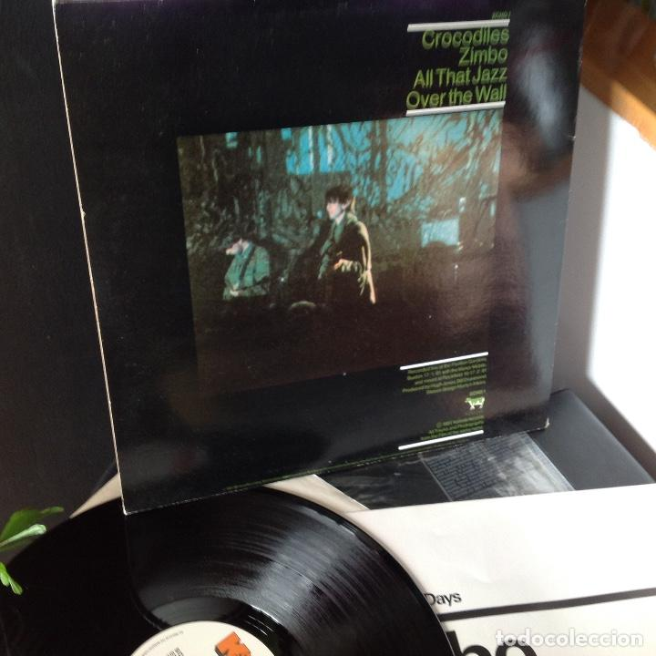 Discos de vinilo: ECHO AND THE BUNNYMEN - LIVE - SHINE SO HARD - 4 TEMAS -1981 UK - Foto 3 - 205235371
