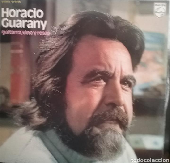HORACIO CUARANY LP SELLO PHILIPS EDITADO EN ESPAÑA AÑO 1972 (Música - Discos - LP Vinilo - Grupos y Solistas de latinoamérica)