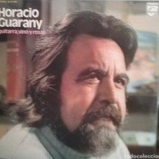 Discos de vinilo: HORACIO CUARANY LP SELLO PHILIPS EDITADO EN ESPAÑA AÑO 1972. Lote 205269347