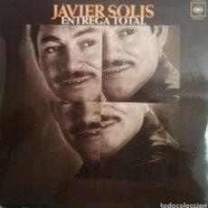 Discos de vinilo: JAVIER SOLIS LP SELLO CBS EDITADO EN ESPAÑA AÑO 1972. Lote 205271057