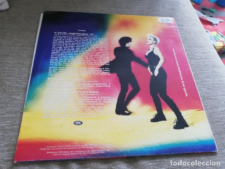 Discos de vinilo: Roxette-joyride magicfriendmix. maxi - Foto 2 - 205277888