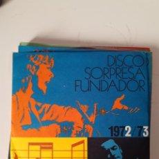 Discos de vinilo: EP SINGLE * DISCO SORPRESA FUNDADOR 1972/73 * MIGUEL RIOS. Lote 205283380