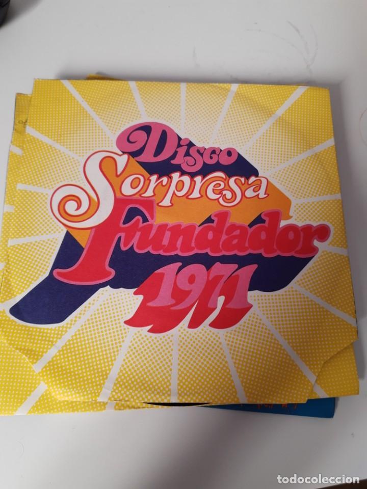 EP SINGLE * DISCO SORPRESA FUNDADOR 1971 * LOS MARISMEÑOS (Música - Discos de Vinilo - EPs - Flamenco, Canción española y Cuplé)