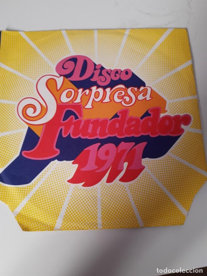 EP SINGLE * DISCO SORPRESA FUNDADOR 1971 * AÑORANZAS DE CASA (Música - Discos de Vinilo - EPs - Flamenco, Canción española y Cuplé)