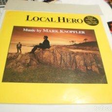 Discos de vinilo: LP MARK KNOPFLER (DIRE STRAITS) LOCAL HERO. VÉRTIGO 1983 SPAIN (PROBADO, BIEN, SEMINUEVO). Lote 205285632