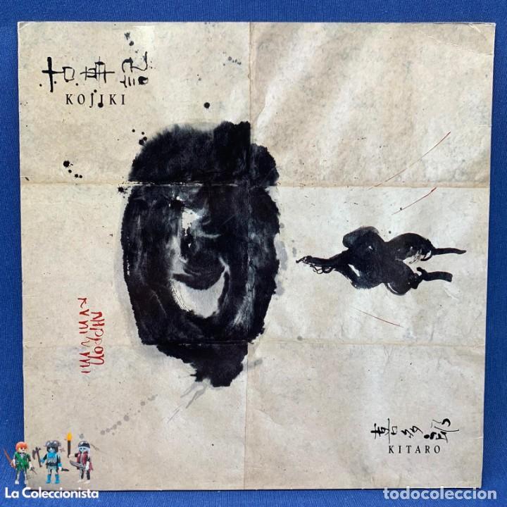LP - VINILO DE KITARO ?– KOJIKI - AÑO 1990 - ALEMANIA - 7599-2455-1 (Música - Discos - LP Vinilo - Electrónica, Avantgarde y Experimental)