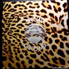 Discos de vinilo: PAUL MCCARTNEY - WINGS - BEATLES - LET 'EM IN - SPECIAL DISCO MIX - MAXISINGLE - EXCLUSIVO FRANCIA. Lote 205295575