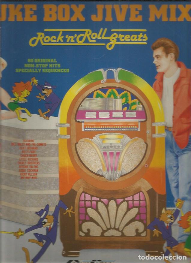 JUKE BOX JIVE MIX (Música - Discos - LP Vinilo - Rock & Roll)