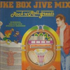 Disques de vinyle: JUKE BOX JIVE MIX. Lote 205296312