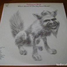 Discos de vinilo: LP DOBLE / THELONIOUS MONK / WHO'S AFRAID OF THE BIG.....ED USA 1974 EX. Lote 205300860