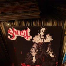 Disques de vinyle: GHOST / ELIZABETH / NOT ON LABEL. Lote 205301312