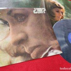 Discos de vinilo: MARI TRINI ¿QUIEN? LP 1974 LP HISPAVOX RAFAEL TRABUCCHELLI. Lote 205301392