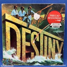Discos de vinilo: LP - VINILO DE DESTINY - THE JACKSONS – ESPAÑA – AÑO 1978 - EPC 32365. Lote 205302011