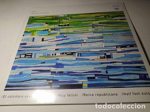 EP - /GÖO! – LAGUNA REMIXES - ( LP + CD ) LS 052 2 -180 GR - E.LIMITADA A 300 U. BLANCO - NUEVO! (Música - Discos de Vinilo - EPs - Grupos Españoles de los 90 a la actualidad)