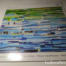 Discos de vinilo: EP - /GÖO! – LAGUNA REMIXES - ( LP + CD ) LS 052 2 -180 GR - E.LIMITADA A 300 U. BLANCO - NUEVO!. Lote 205302241