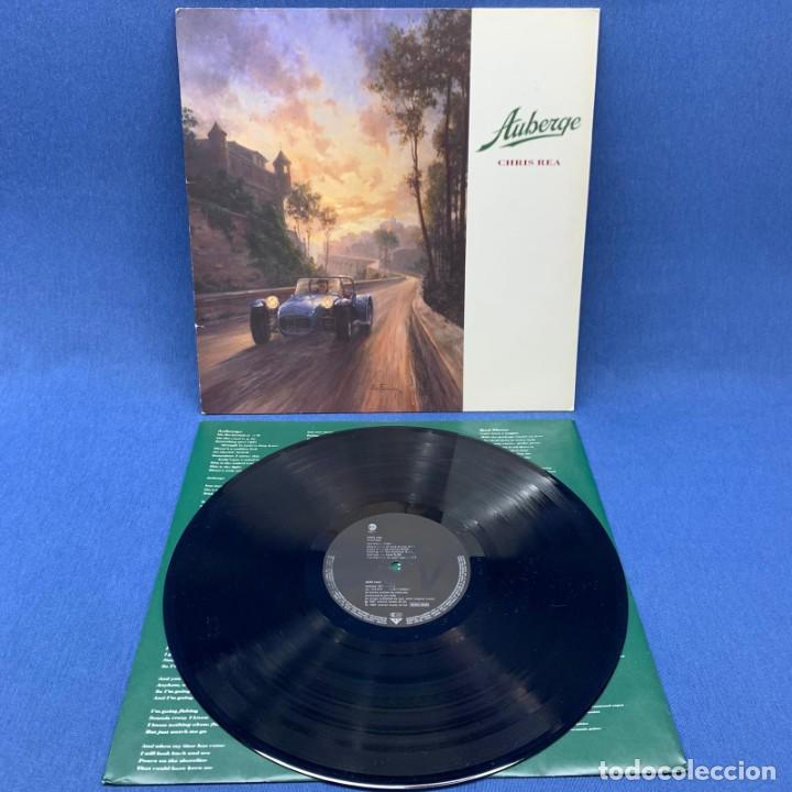 Discos de vinilo: LP - VINILO DE AUBERGE - CHRS REA – ALEMANIA – AÑO 1991 - 9031-73580-1 - Foto 2 - 205302577