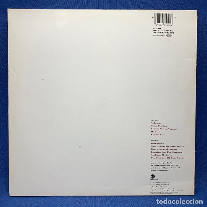Discos de vinilo: LP - VINILO DE AUBERGE - CHRS REA – ALEMANIA – AÑO 1991 - 9031-73580-1 - Foto 3 - 205302577