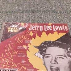 Discos de vinilo: LP JERRY LEE LEWIS. Lote 205305643