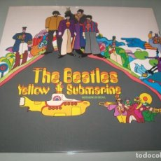 Discos de vinilo: THE BEATLES - YELLOW SUBMARINE ...LP EMI - ODEON - APPLE RECORDS - REEDICION - NUEVO PRECINTADO .. Lote 205305925