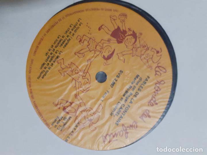 Discos de vinilo: LP VINILO FRANCÉS LA RONDE DES ENFANTS // 4 LPS - Foto 2 - 205312640