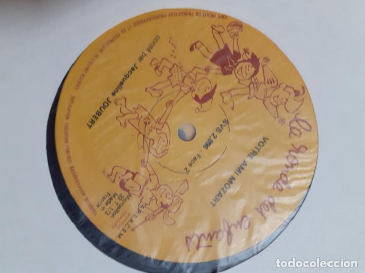 Discos de vinilo: LP VINILO FRANCÉS LA RONDE DES ENFANTS // 4 LPS - Foto 5 - 205312640