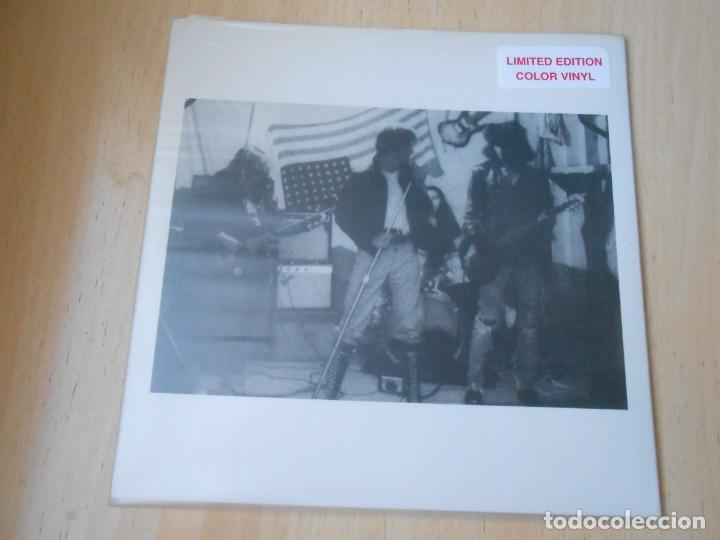 GERMS, THE, SG, FORMING + 1, AÑO 1977 MADE IN USA LIMITED EDITION COLOR VINIYL (Música - Discos - Singles Vinilo - Punk - Hard Core)