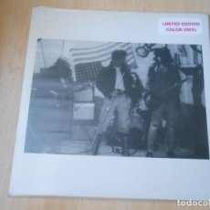 Disques de vinyle: GERMS, THE, SG, FORMING + 1, AÑO 1977 MADE IN USA LIMITED EDITION COLOR VINIYL. Lote 205315177