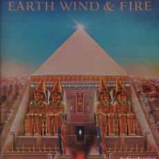 Discos de vinilo: EARTH, WIND & FIRE - ALL 'N ALL - LP CBS DE 1978 RF-7831 , PORTADA DOBLE , CONTIENE ENCARTE. Lote 205316016