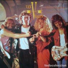 Discos de vinilo: VAN HALEN - FEEL SO GOD - MAXI SINGLE DE 12 PULGADAS - U.K. 1989. Lote 205318486