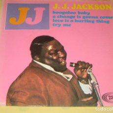 Discos de vinilo: J.J JACKSON - ED. ESPAÑOLA. Lote 205324185