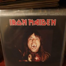 Dischi in vinile: IRON MAIDEN / BRUCES AUDITION TAPE / NOT ON LABEL. Lote 205324338