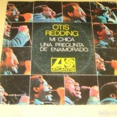 Discos de vinilo: OTIS REDDING - ED. ESPAÑOLA 1969. Lote 205324497