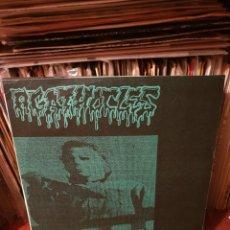 Discos de vinilo: AGATHOCLES / NO USE...( HATRED ) / UXICON RECORDS 1995. Lote 205324833