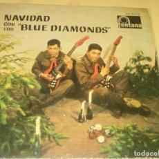 Discos de vinilo: BLUE DIAMONDS - ED. ESPAÑOLA 1962. Lote 205325281