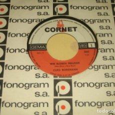 Discos de vinilo: CURD BORKMANN - GERMANY. Lote 205325451