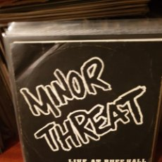 Discos de vinilo: MINOR THREAT / LIVE AT BUFF HALL / LOST AND FOUND 1988. Lote 205325537