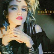 Discos de vinilo: VINILO MADONNA THE FIRST ALBUM EDICIÓN AÑOS 80 IMPECABLE. Lote 205327122